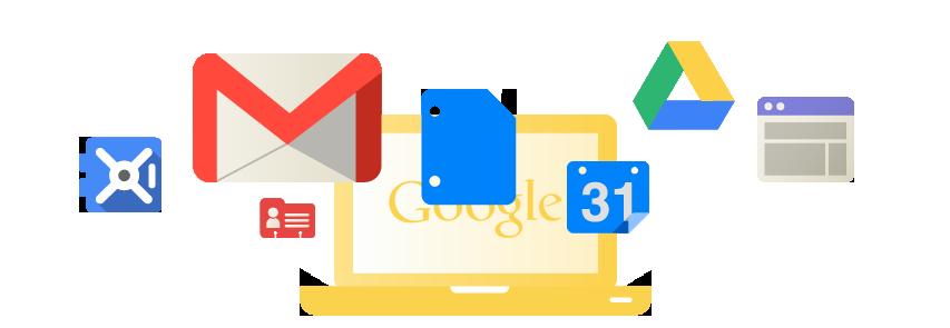 googleapps slider